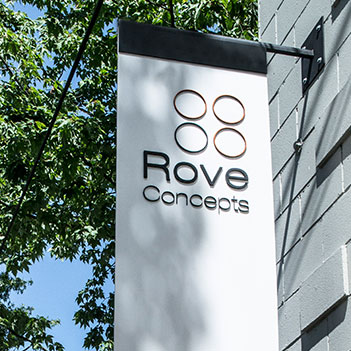 Rove Concepts Signage