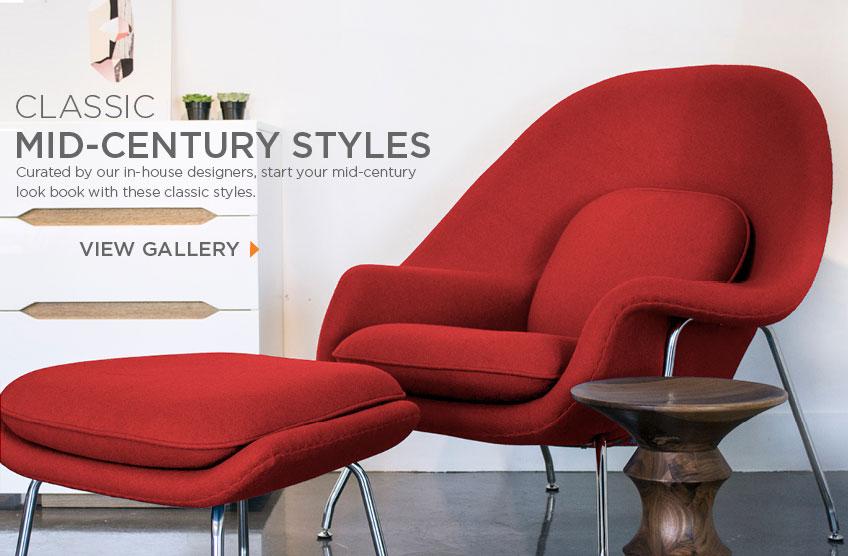 Classic Mid-Century Styles