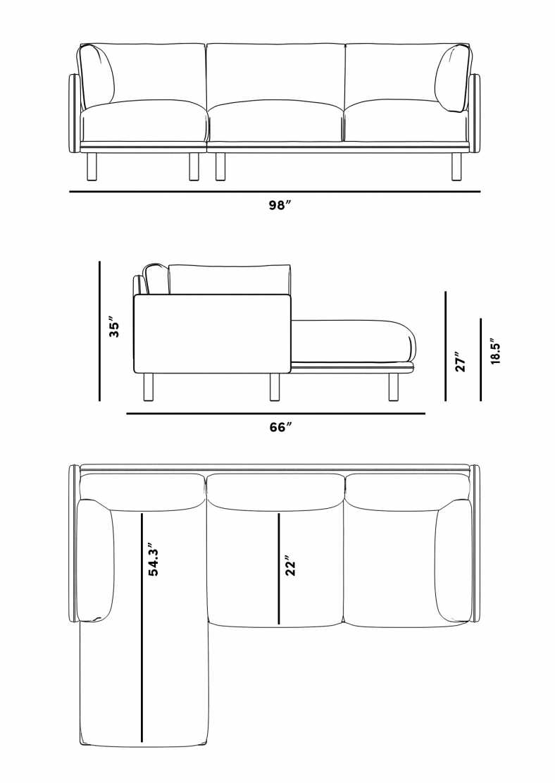 Dimensions for Anderson Sectional