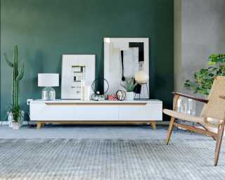 Mikkel TV Stand | Rove Concepts Rove Concepts Mid-Century Furniture