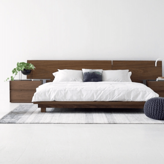 . Hunter Bed   Rove Concepts Rove Concepts Mid Century Furniture