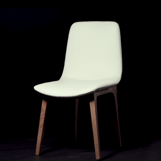 Aubrey Side Chair Mid Century Modern Dining Chair