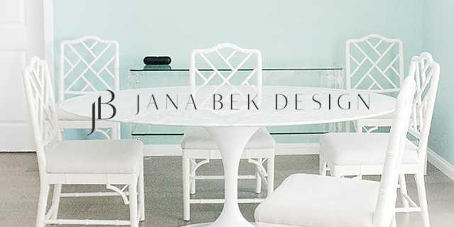 Jana Bek Design featuring Rove Concepts
