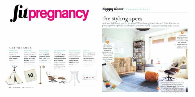 Fit Pregnancy Featuring Rove Concepts