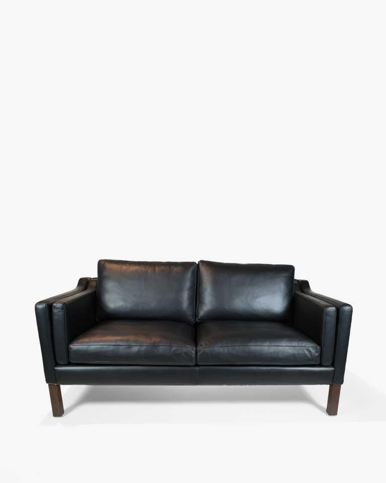 2212 Loveseat - Leather