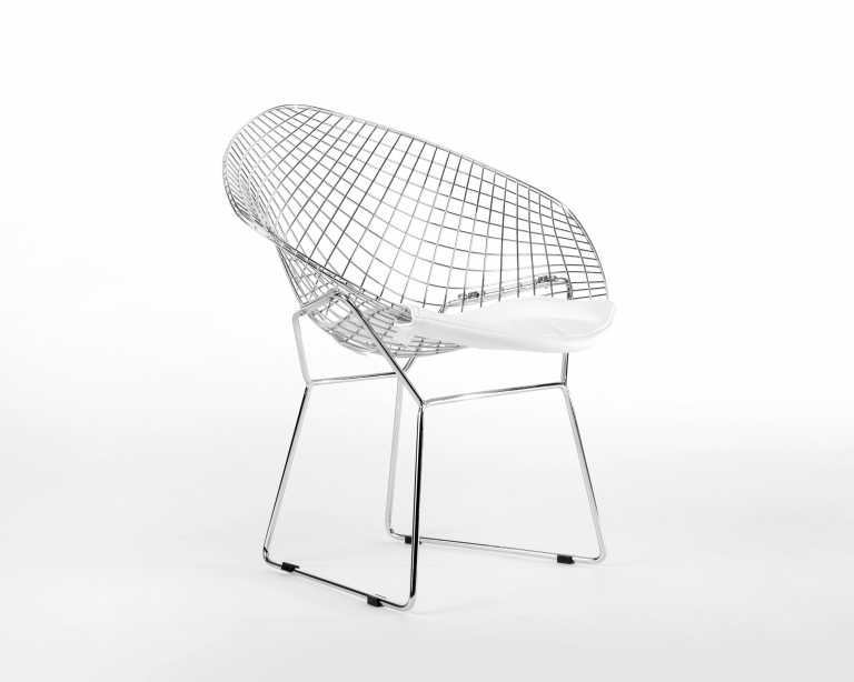 Bertoia diamond chair dimensions - Rove Classics