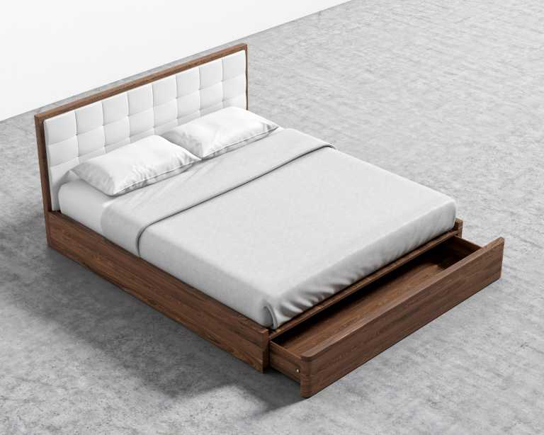Charlotte Storage Bed | Rove Concepts