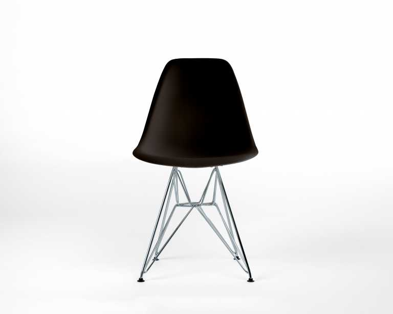 DSR Molded Plastic Side Chair