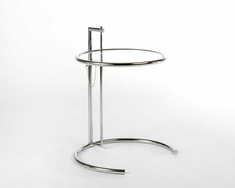 Eileen Gray End Table Designer Side Table