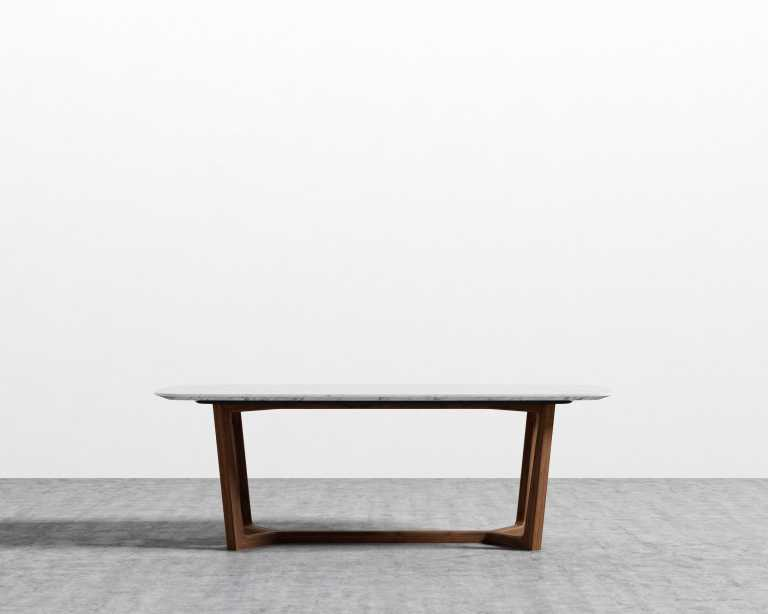 Evelyn Dining Table Mid Century Modern