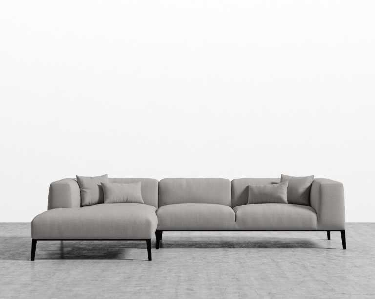 Finley Sectional | Rove Concepts Rove Concepts Mid-Century Furniture