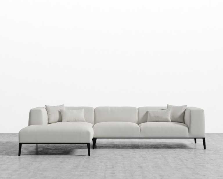 Modern Finley Sofa Sectional | Rove Concepts