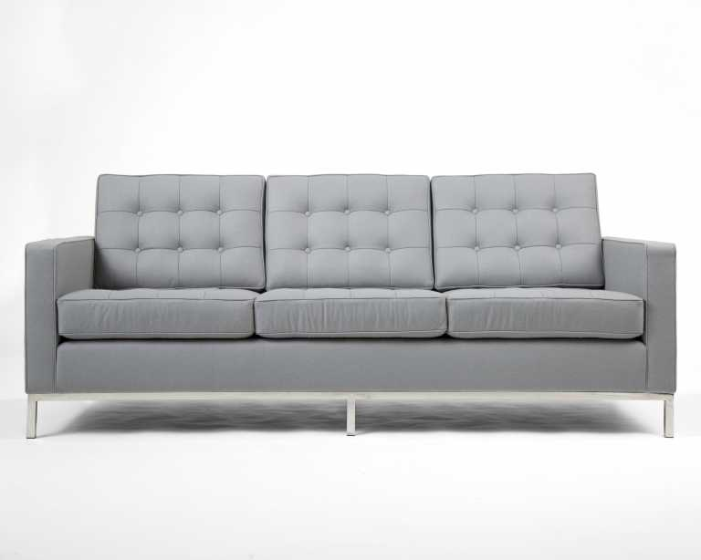 Modern Furniture Knockoffs florence sofa | reproduction | mid century modern
