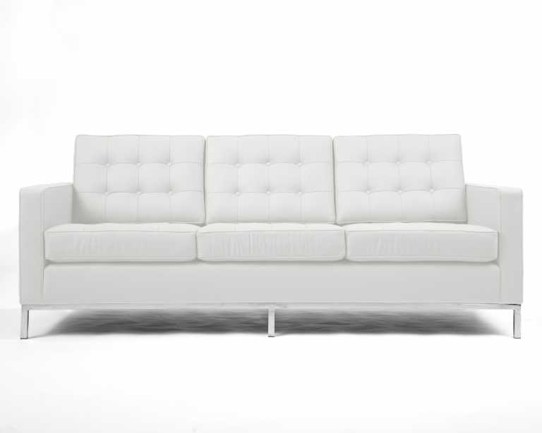 florence sofa reproduction mid century modern