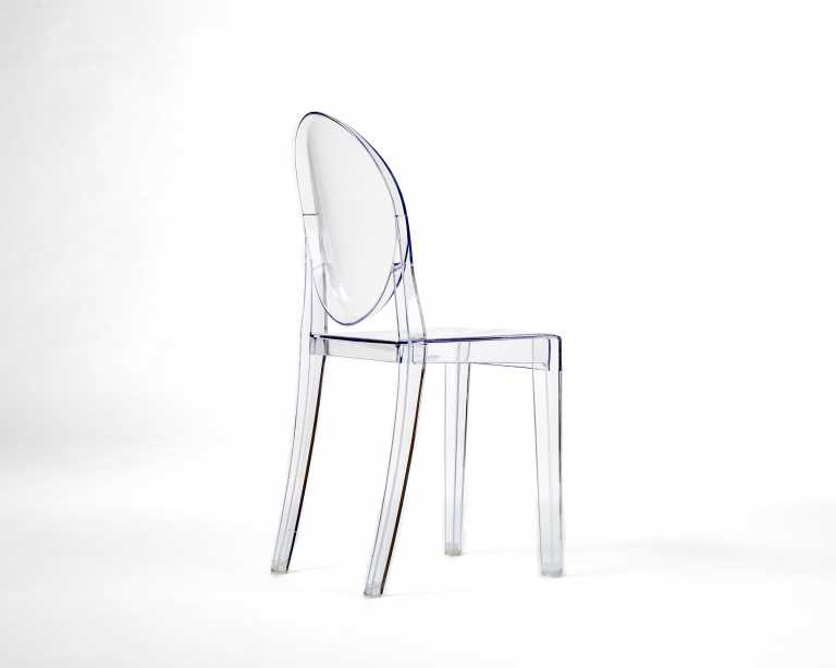 victoria ghost chair  philippe starck  reproduction - rove classics