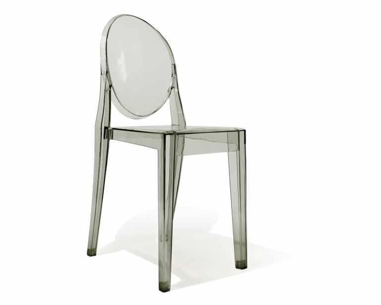 victoria ghost chair  philippe starck  reproduction -