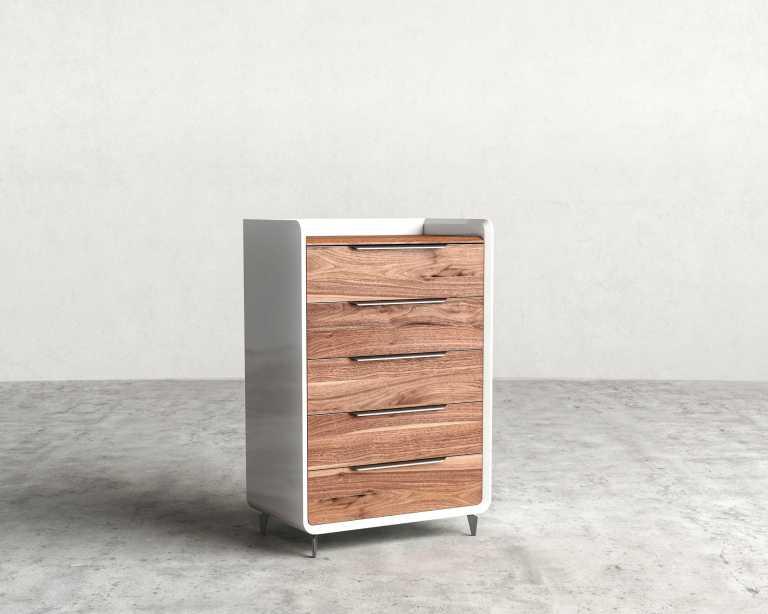 grayson bedroom dresser  modern contemporary dresser  rove concepts - sandro