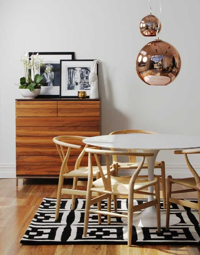 Tulip Table Round Lacquer Rove Concepts - Rove concepts saarinen table