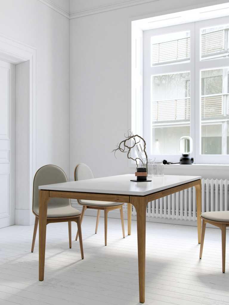 Lars Dining Table Mid Century Modern