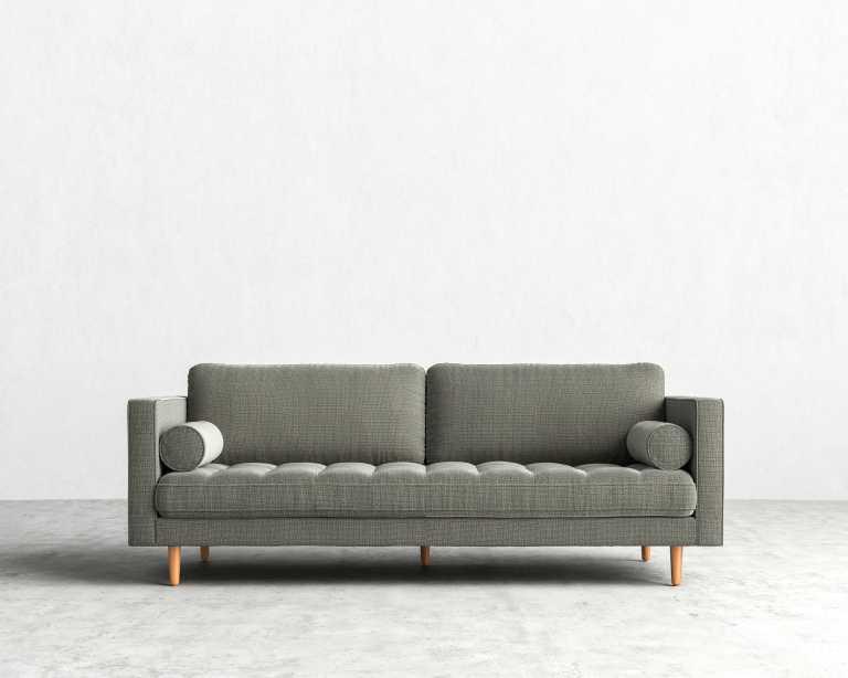 Modern Furniture Couch luca sofa | mid-century modern sofa | rove concepts