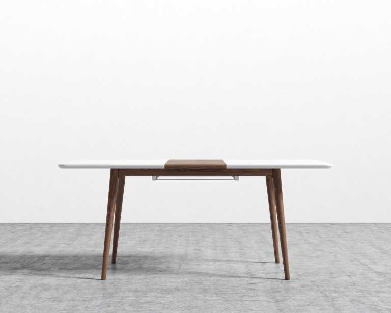 b5bbf42b37e9 Marcus Dining Table | Mid-Century Modern | Kure Collection