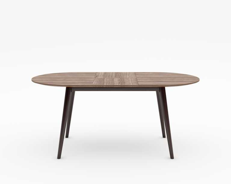 Extendable Modern Dining Table Mette Extendable Dining Table  Mid Century Modern Dining Table