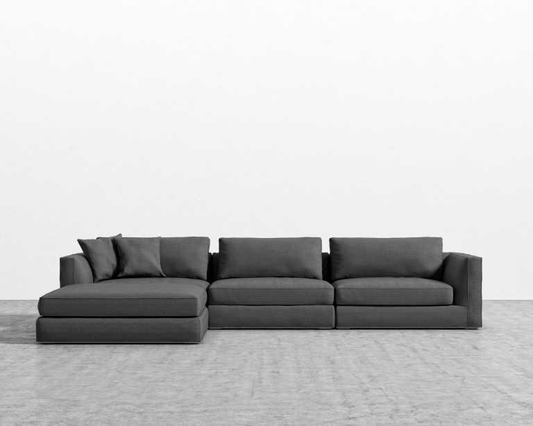 milo modular sectional  modern modular sectional  rove concepts -  sofas milo modular sectional sandro