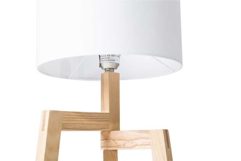 Nordic table lamp mid century modern kure geotapseo Choice Image