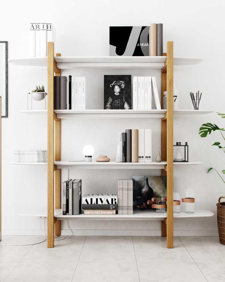 Niels Bookshelf