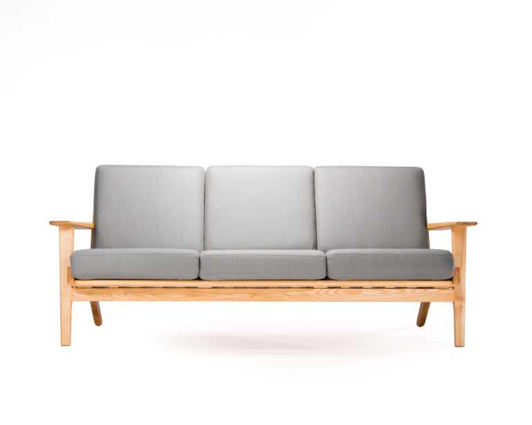 Plank 3 Seater Sofa Hans Wegner