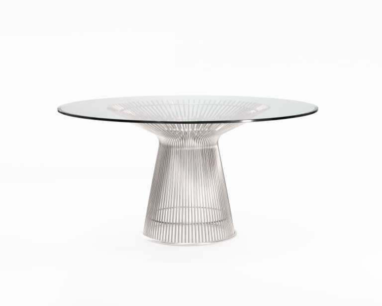 warren dining table  reproduction  midcentury modern -