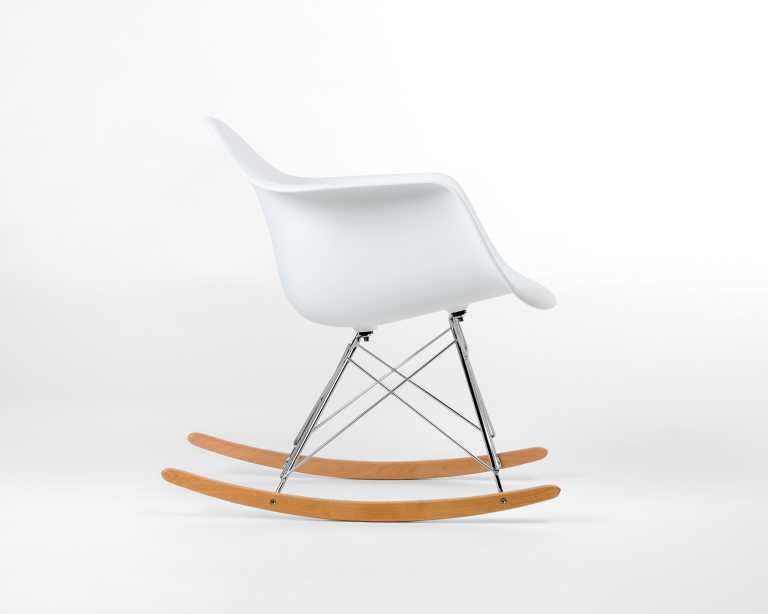 Eames plastic rocking chair - Rove Classics