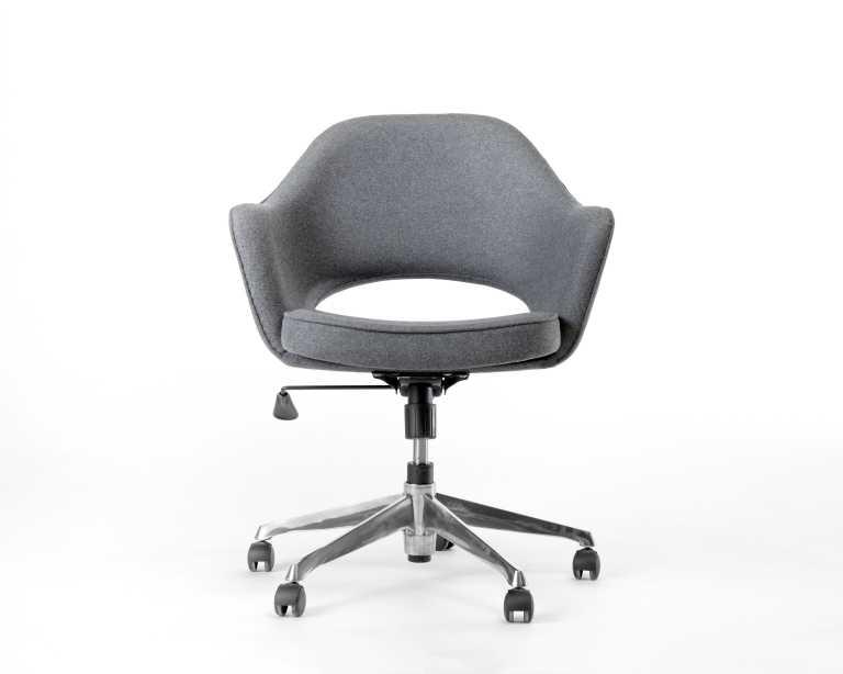 Executive Task Armchair Mid Century Modern