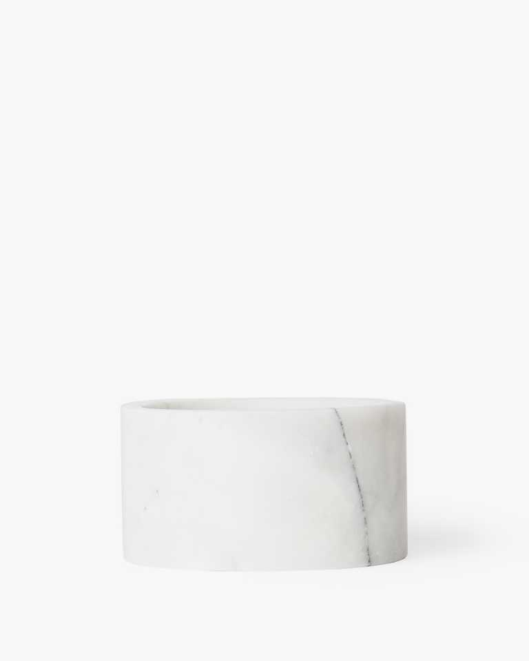 Simple Marble Bowl