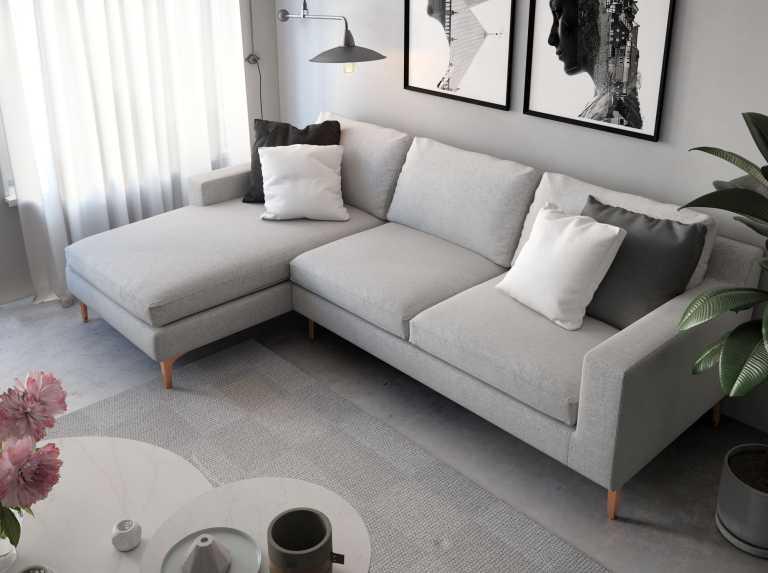 sophia sofa sectional modern sofa sectional rove concepts