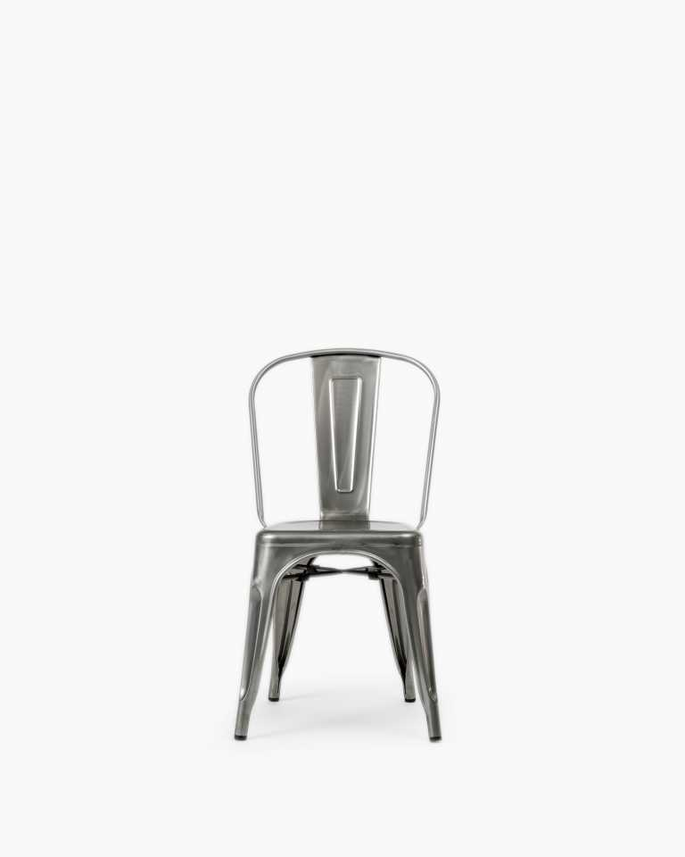Xavier Pauchard Tolix Chair - Galvanized