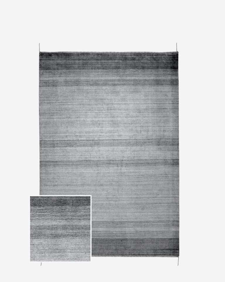 Isla Rug - Silver Grey 5.3' x 7.6'