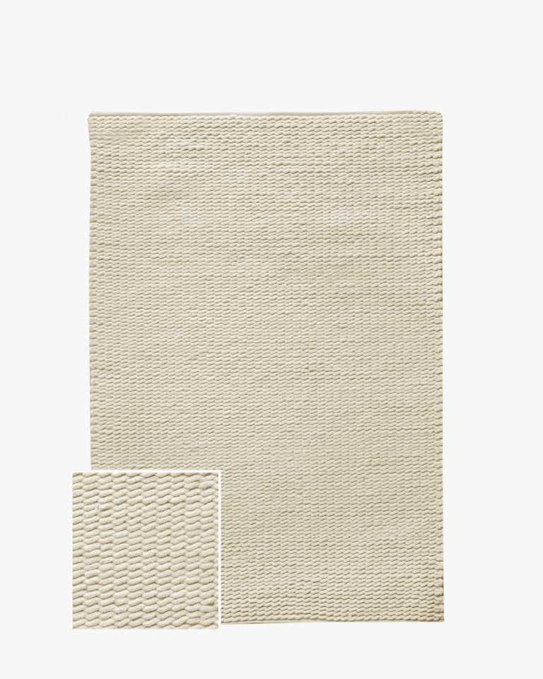 Nisse Rug - Ivory 6.2' x 9.5'