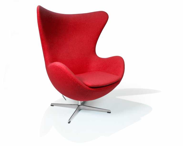 51k replica egg chair arne