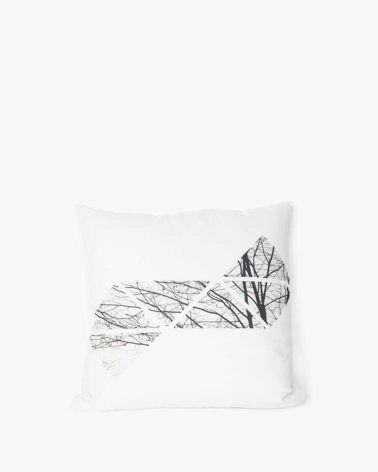 Printed Cushion - Trees