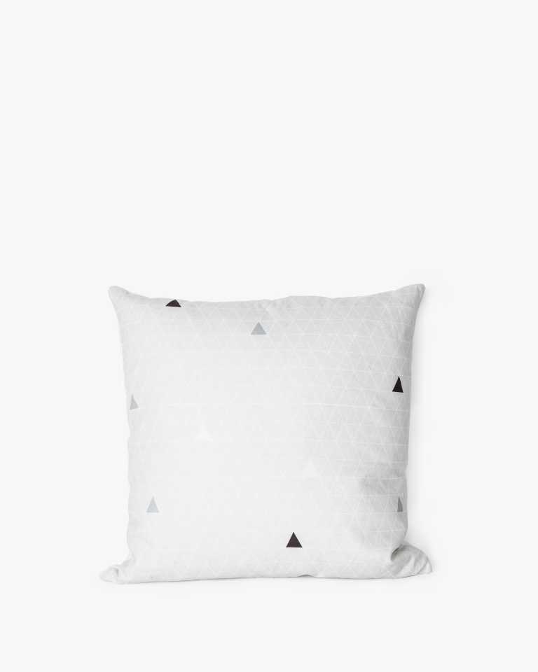 Printed Cushion - Triangle