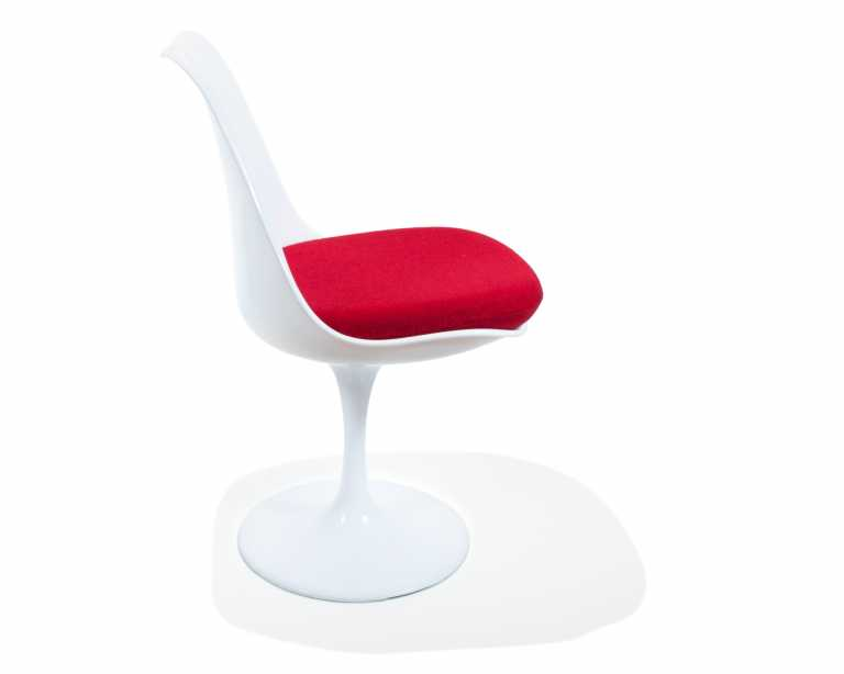 Saarinen Tulip Chair Tulip Side Chair | Mid Century Modern Reproduction |  Rove Concepts