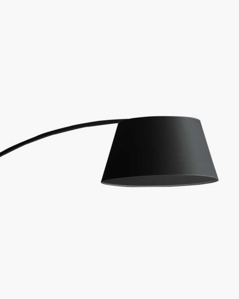 Arc Floor Lamp - Black