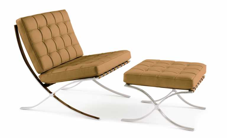 Mies van der rohe chair - Rove Classics