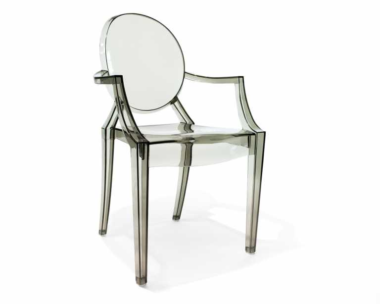 Louis Ghost Armchair Philippe Starck