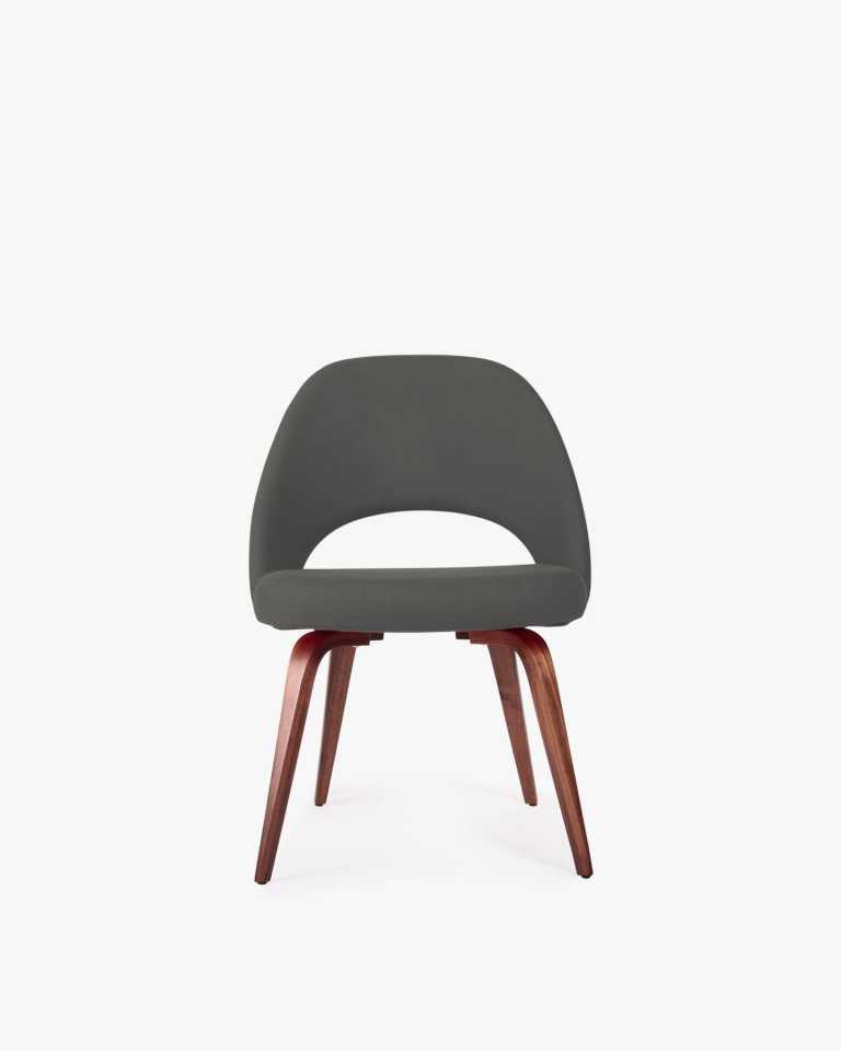 Executive Side Chair - Wood Legs