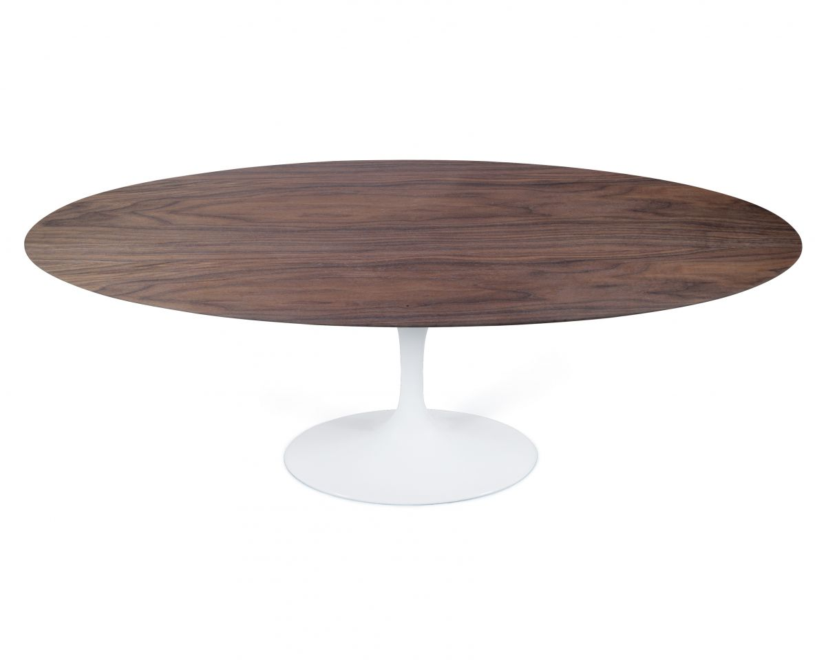 Saarnien Tulip Dining Table Oval Second