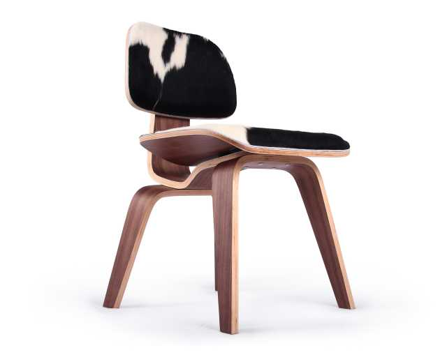 DCW Molded Plywood Dining Chair - Pony