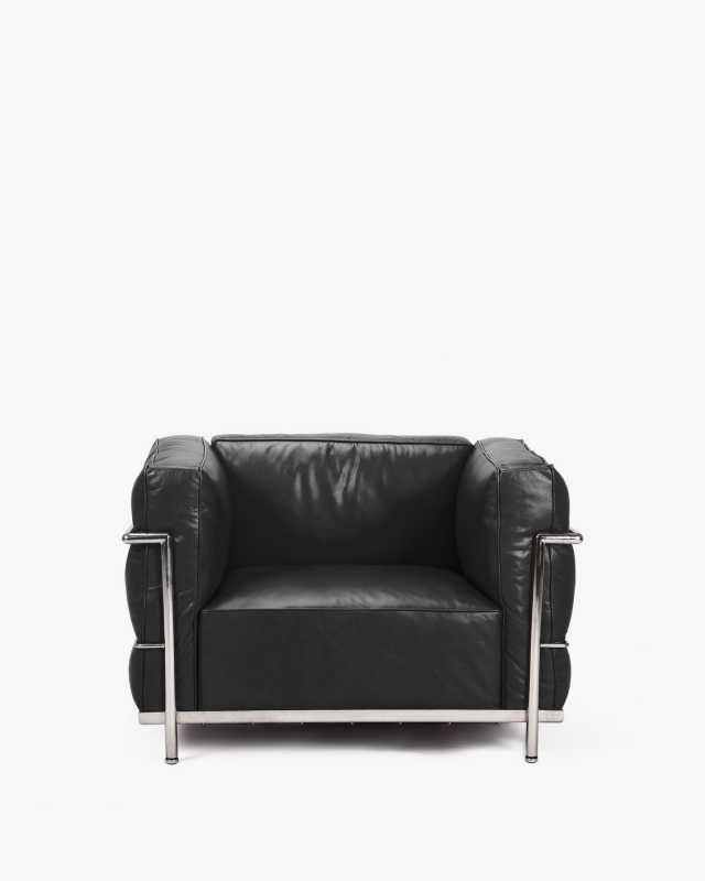 LC3 Grand Soft Armchair