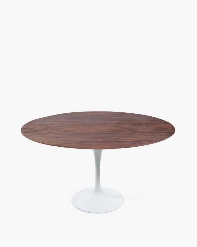 Saarinen Tulip Table - Walnut - Two Sizes